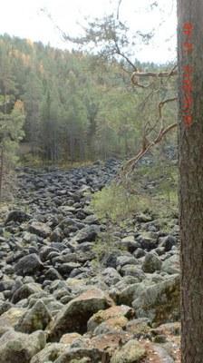 Kivikuru, Jäppilä  Kuva: M.Myyryläinen