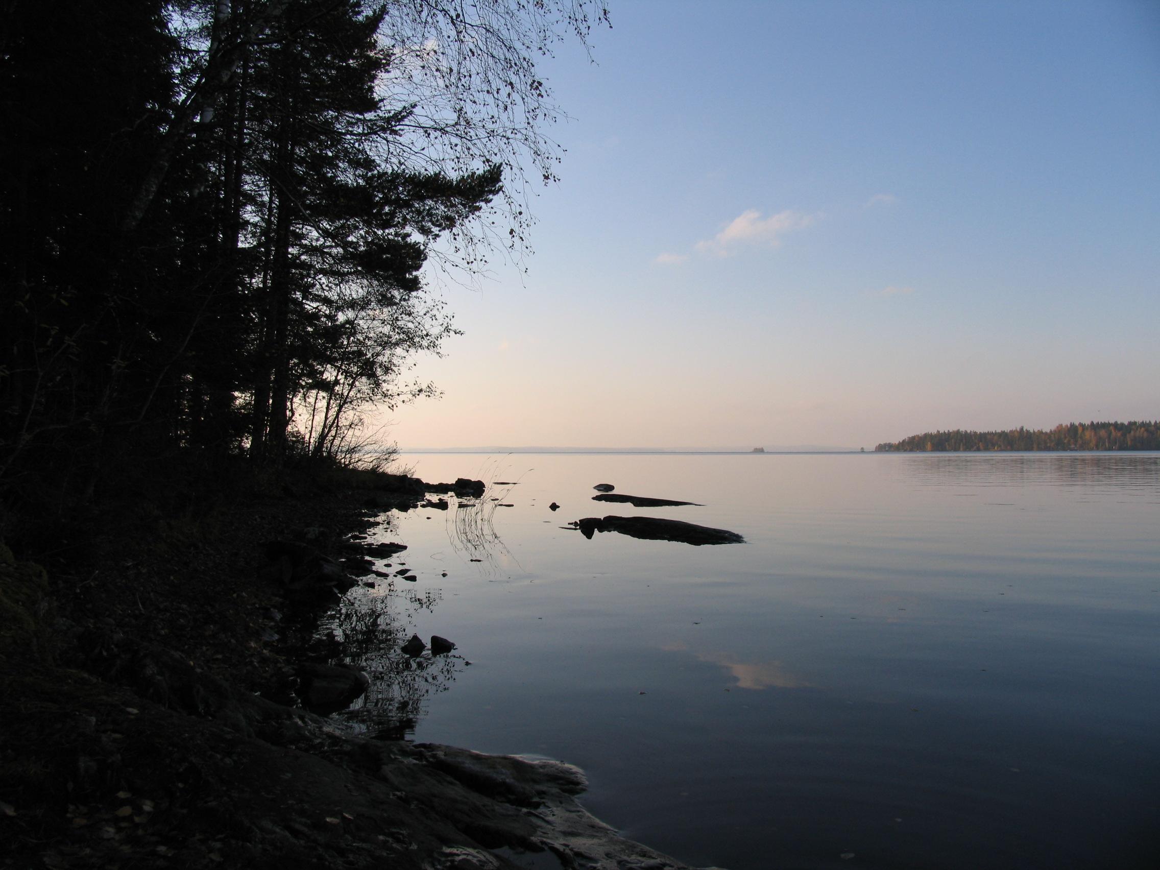 Tampereen kansallista kaupunkipuistoa kiirehdittävä