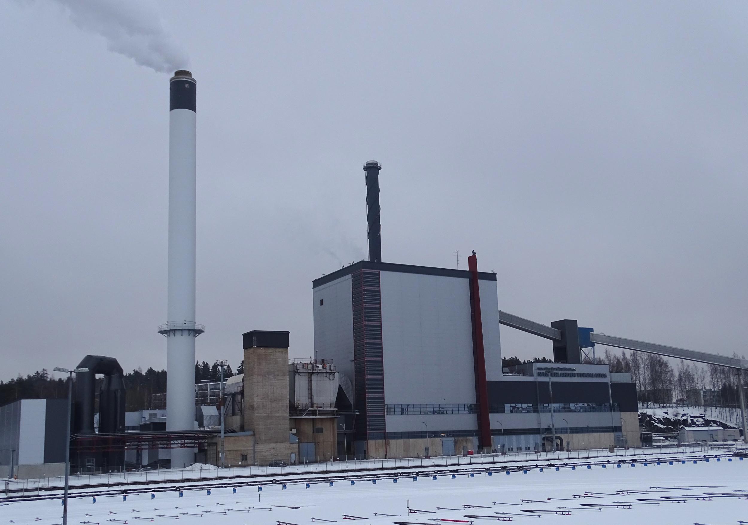 Aloite: Tampere edelläkävijäksi - Turpeesta siirryttävä uusiutuviin Naistenlahden voimalaitoksessa