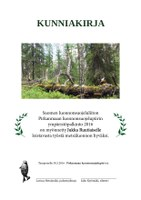 Ympäristöpalkinto Jukka Ruutiaiselle metsäluonnon hyväksi tehdystä työstä